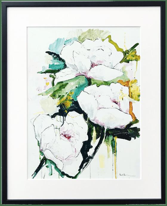 Image of A5/A4/A3 Print # Fleurs -100KR/250KR/500KR