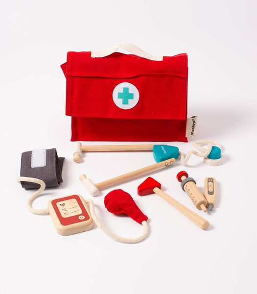 Image of Plan Toys doctor set