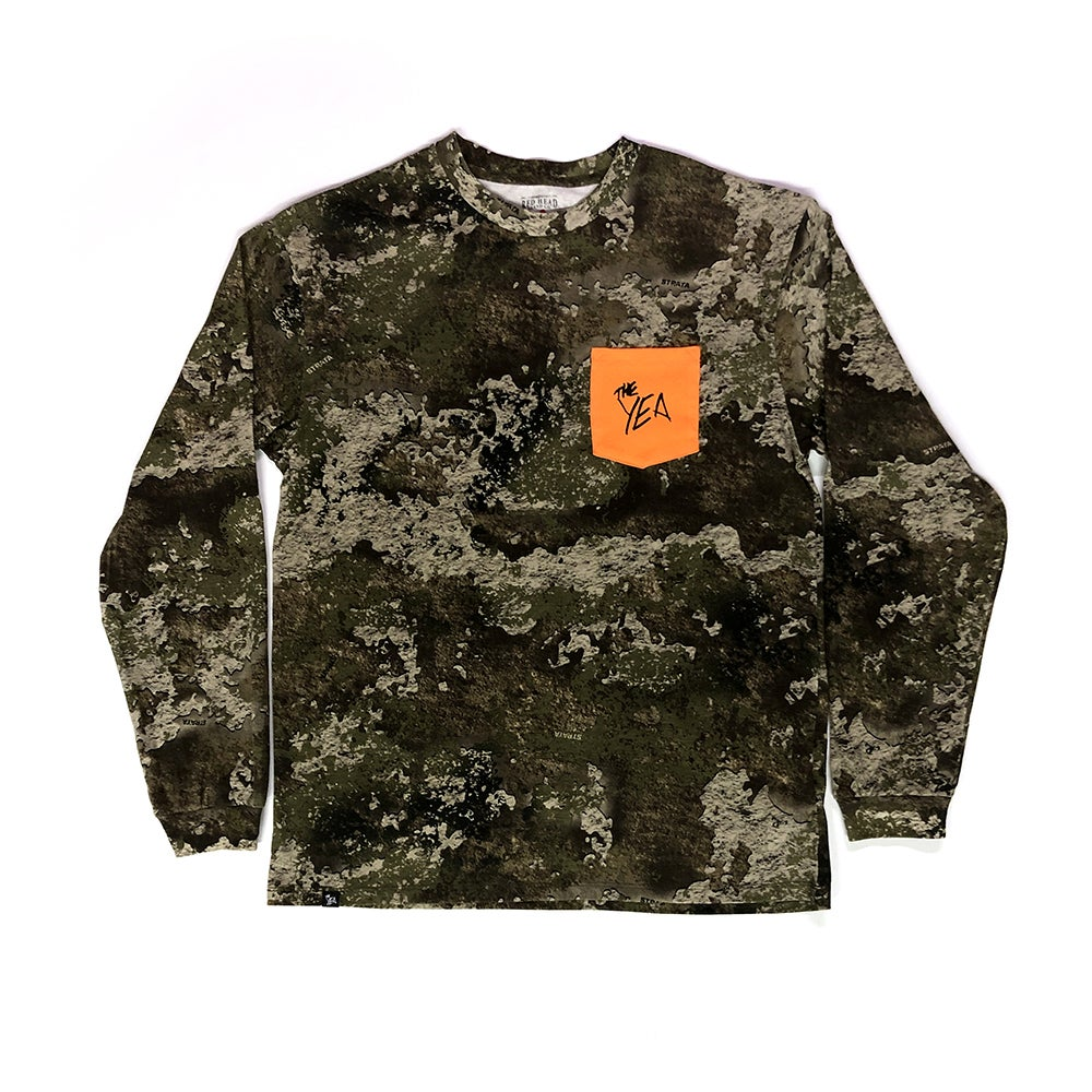 Image of Spot Hunter Long Sleeve Tee ( 2 left - L, XL )