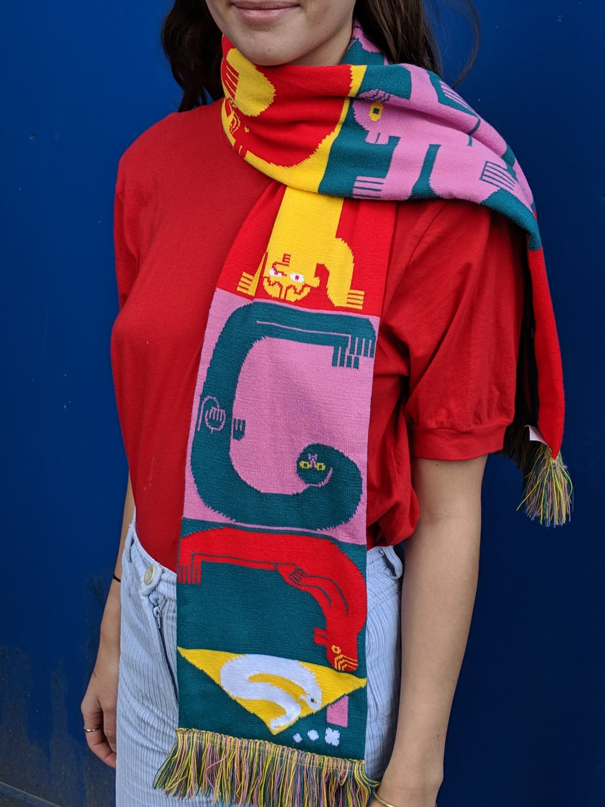 Image of Full House Scarf