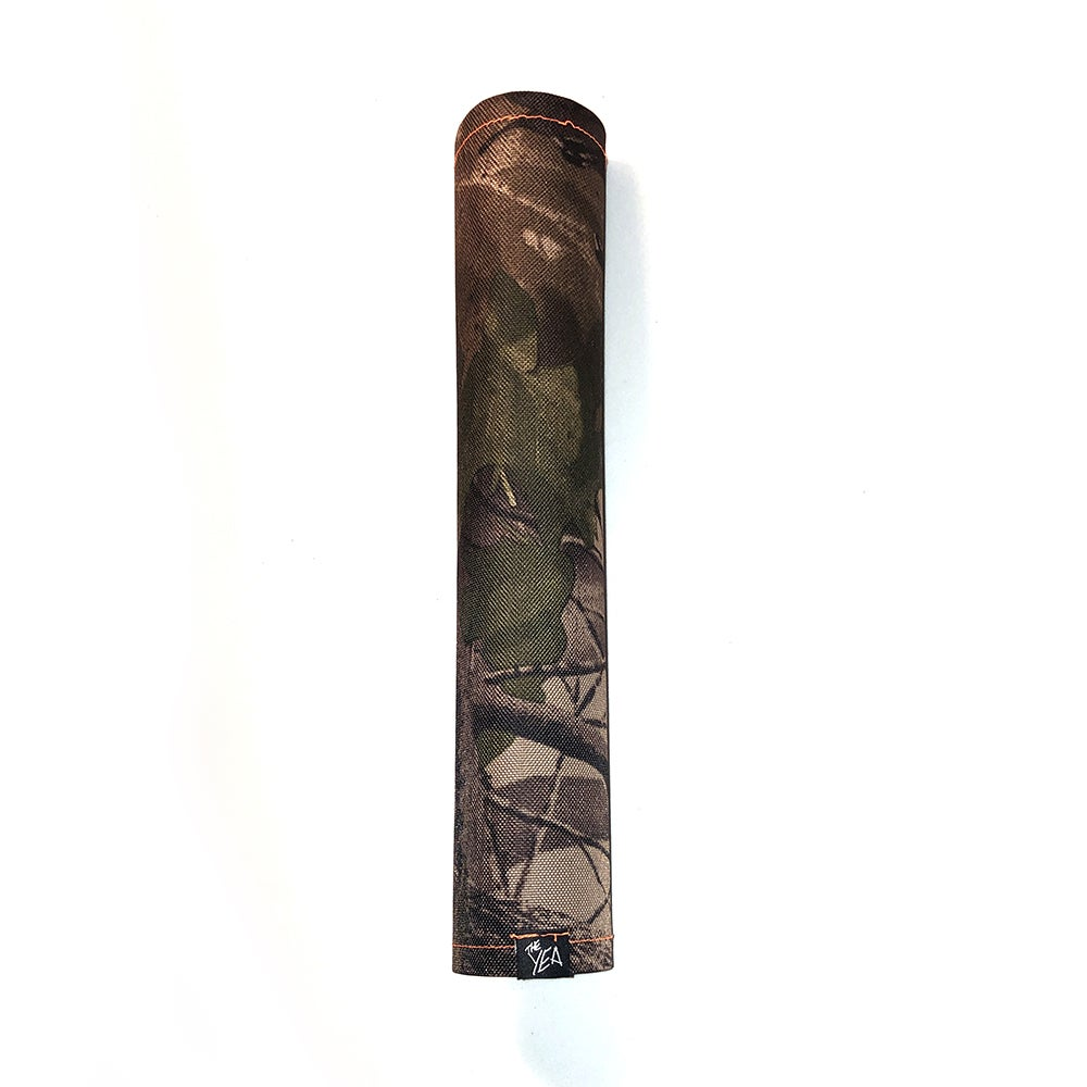 Image of Top Tube Pad - Tree Camo