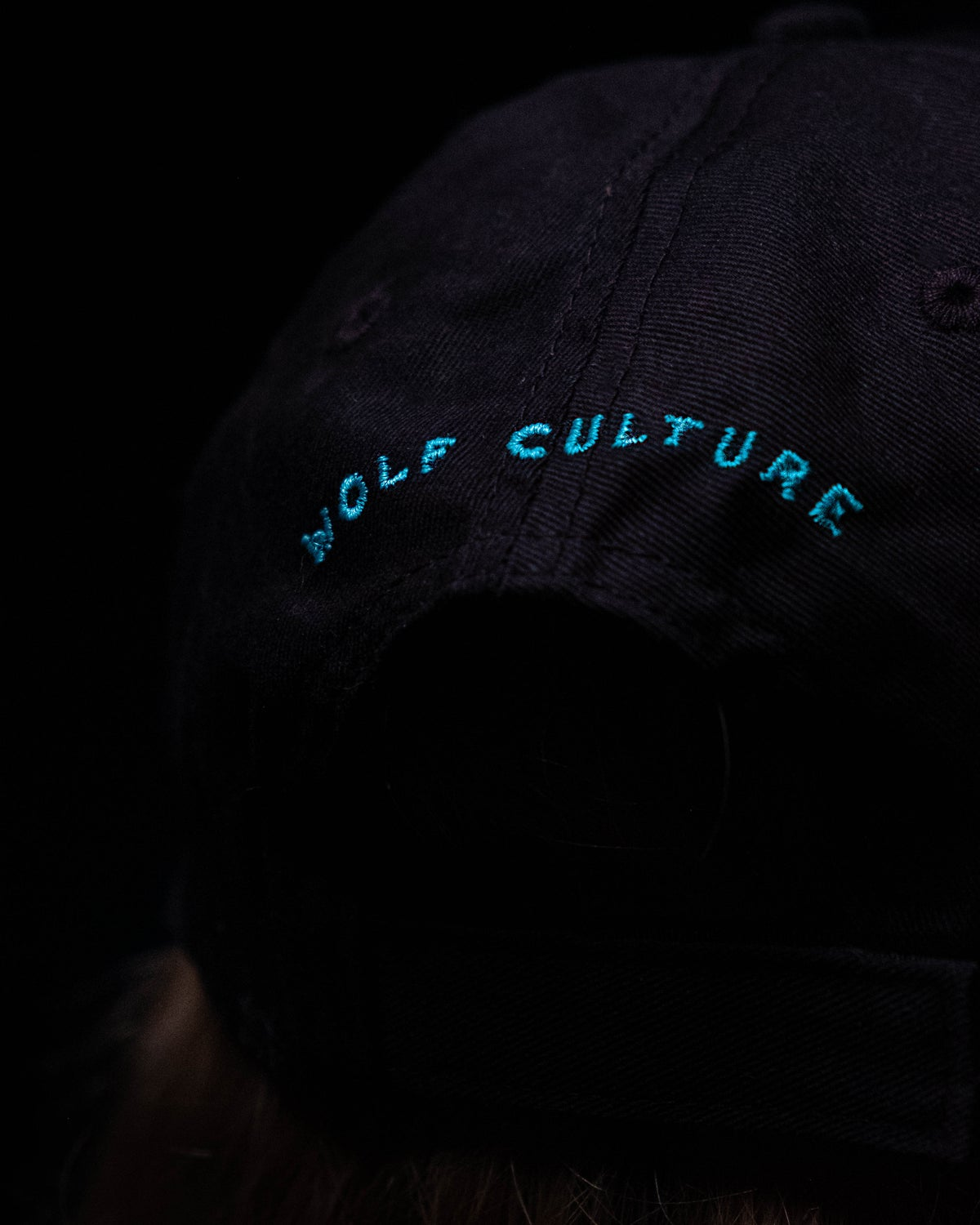 Image of Rose Dad Cap
