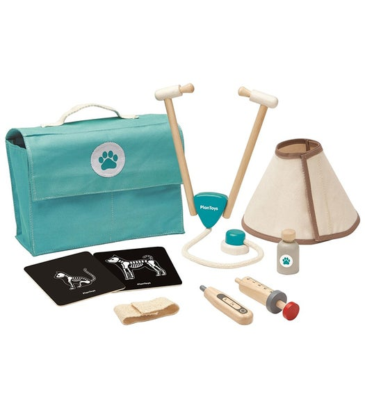 Image of Plan Toys Vet set