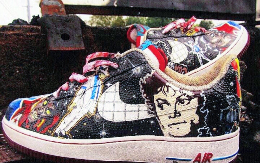 Image of Custom Footwear