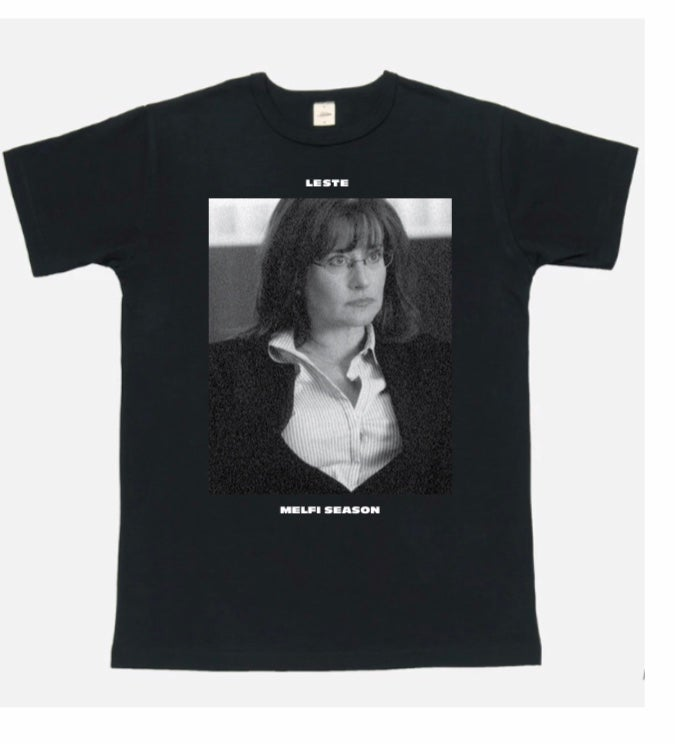 Image of *PRE ORDER* TONY SOPRANO POEM T SHIRT