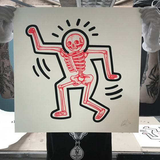 Image of 'Haring Bone' Regular edition