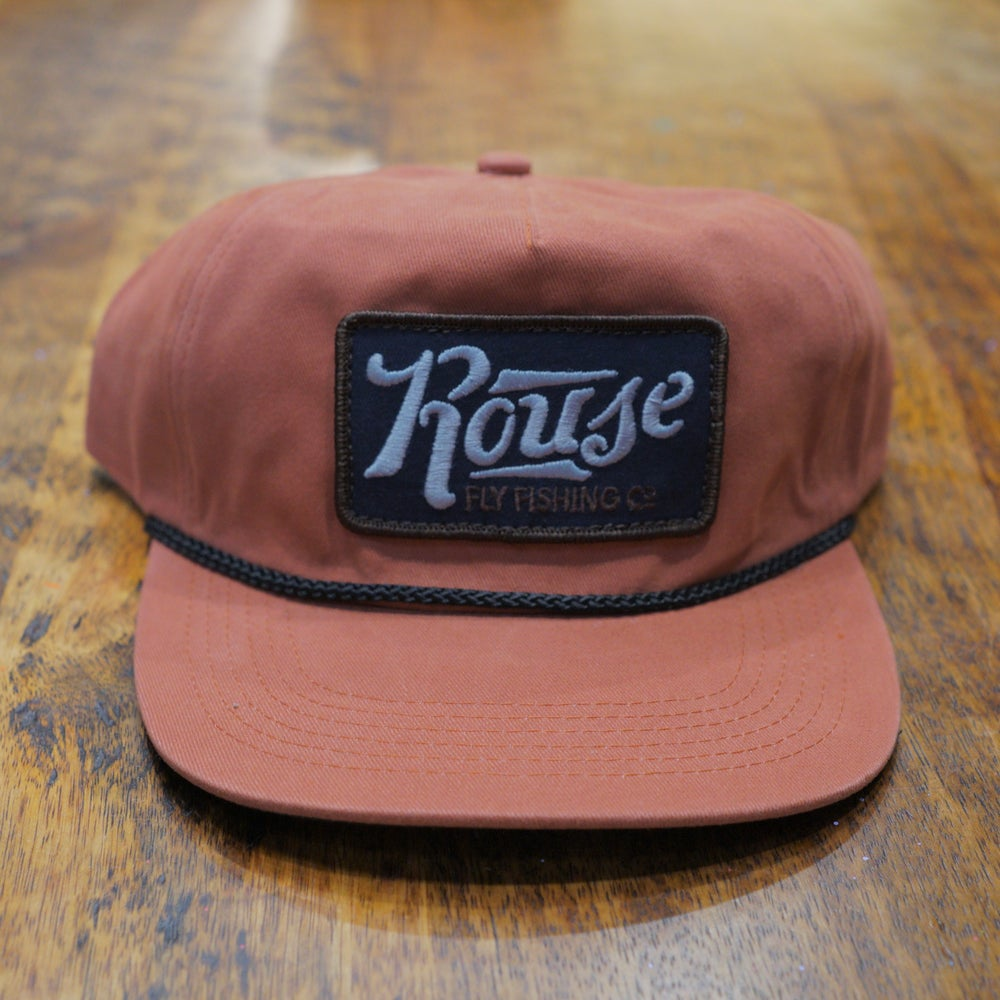 Image of 5 Panel Rope Hat