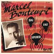 """Image of 7"""". Marcel Bontempi : Big Fat Spider.  Ltd edition."""
