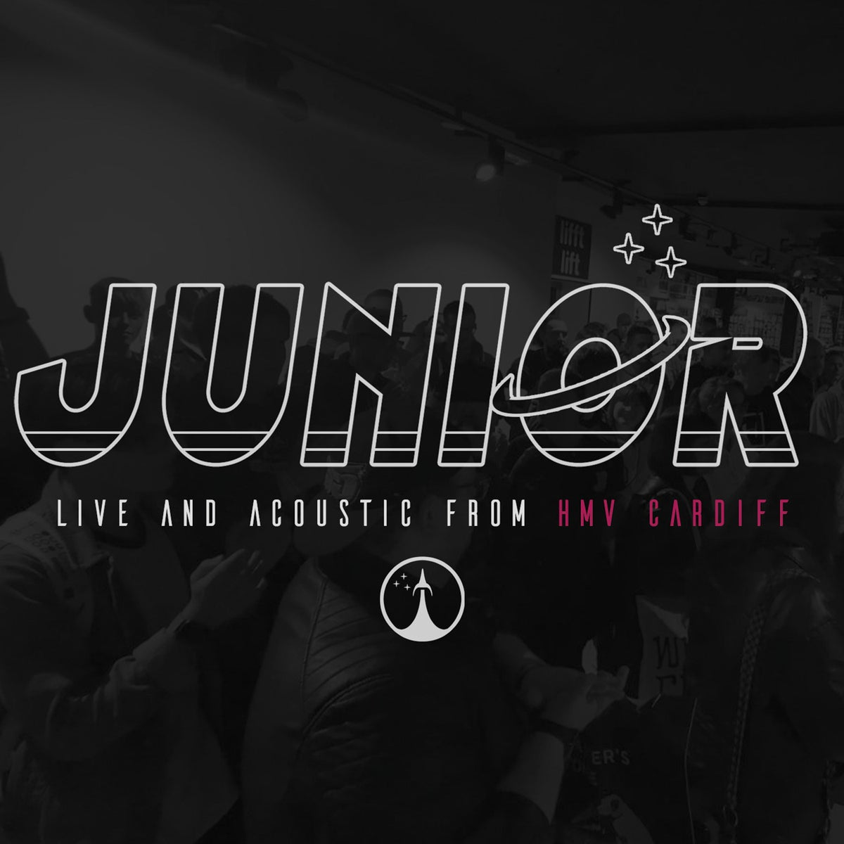 Image of Junior: Live and Acoustic From HMV Cardiff