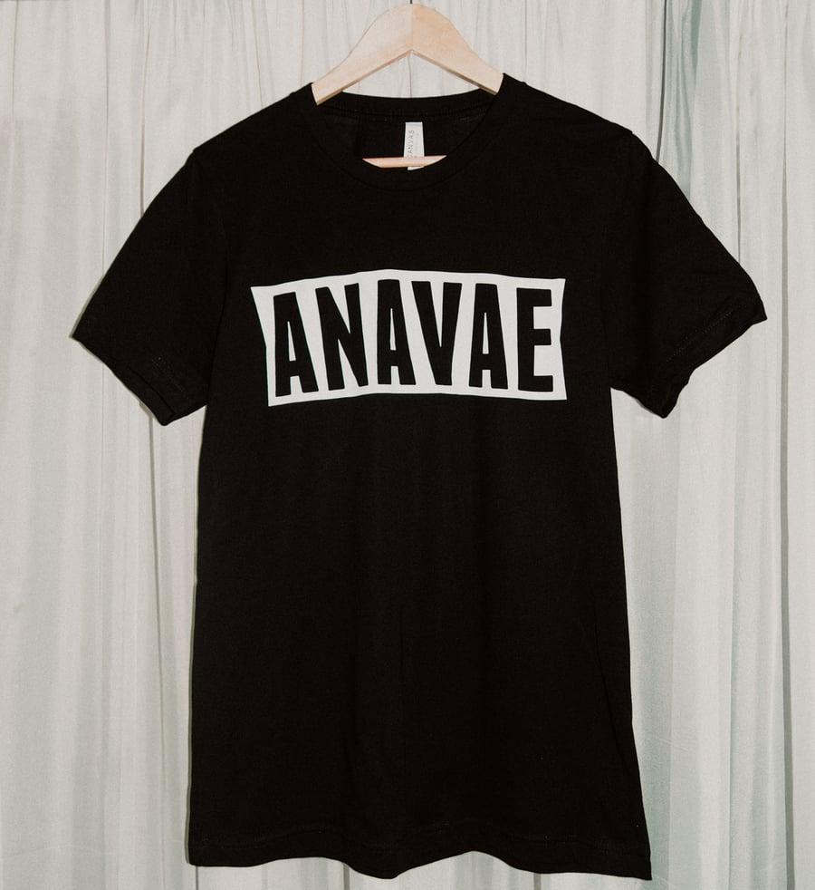 Image of Black Anavae Tee