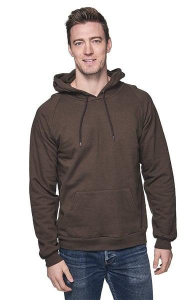 Image of Unisex Organic Cotton Pullover Hoodie