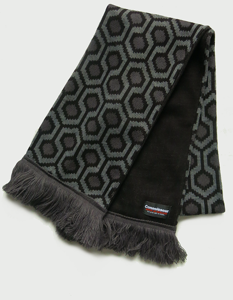Image of 'OVERLOOK' REVERSIBLE SCARF