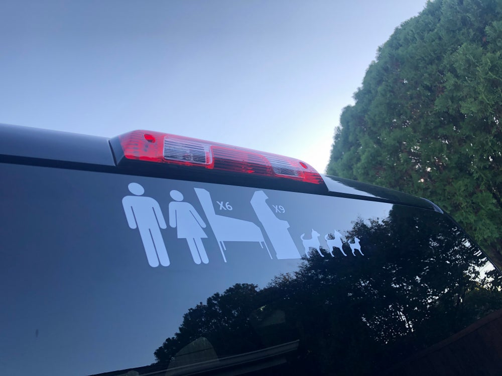 Image of Arcade Collectors Family Decal