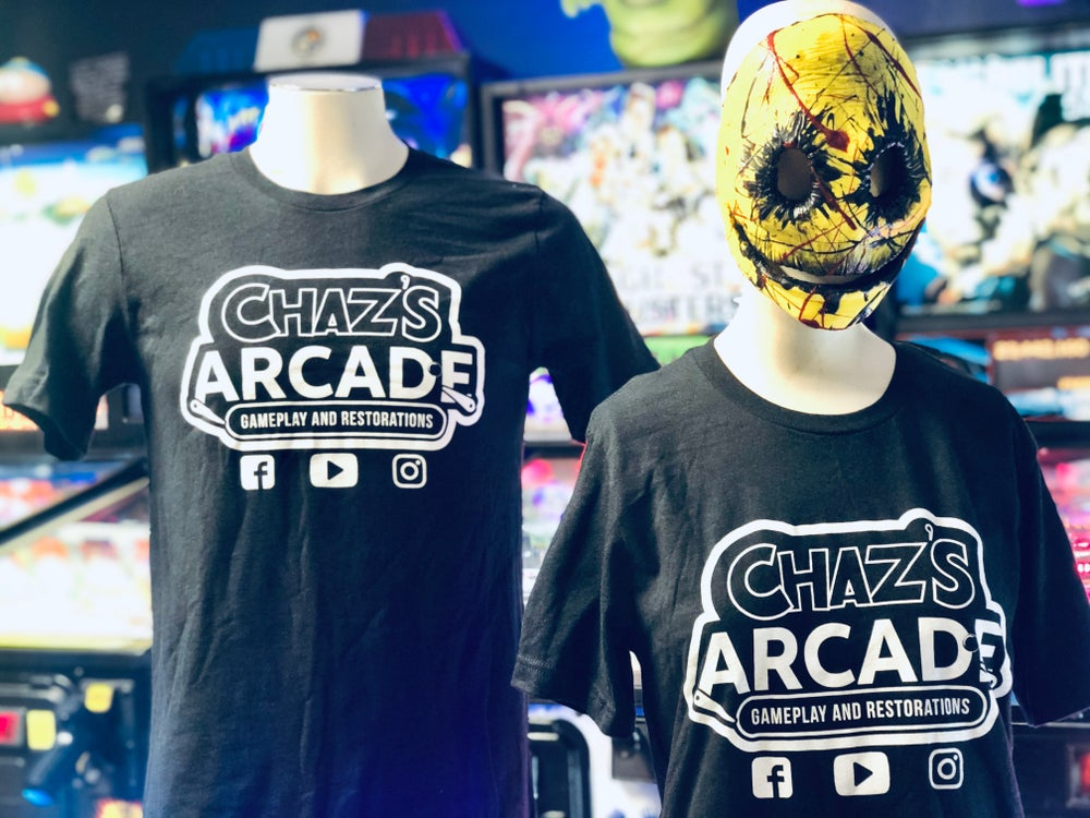 Image of ChazsArcade T-Shirt