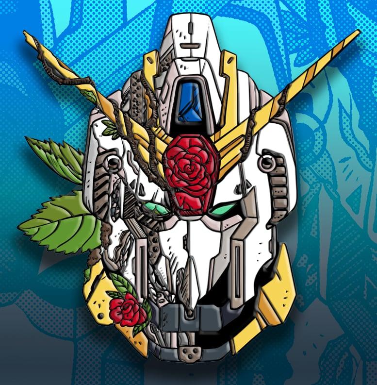 Image of Forest Zeta | Soft Enamel Pin (PRE-ORDER)