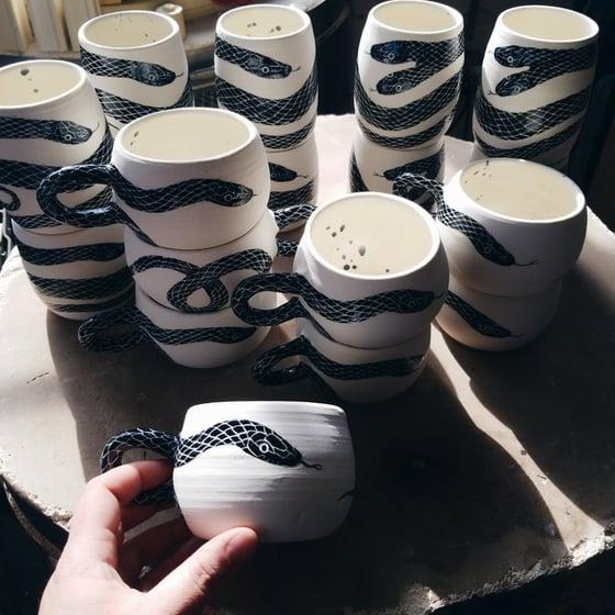 Image of Φίδι (Snake) mug *Unlimited pre-order*