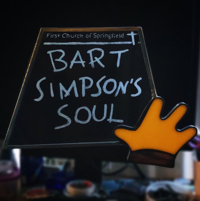 Image of BART'S SOUL