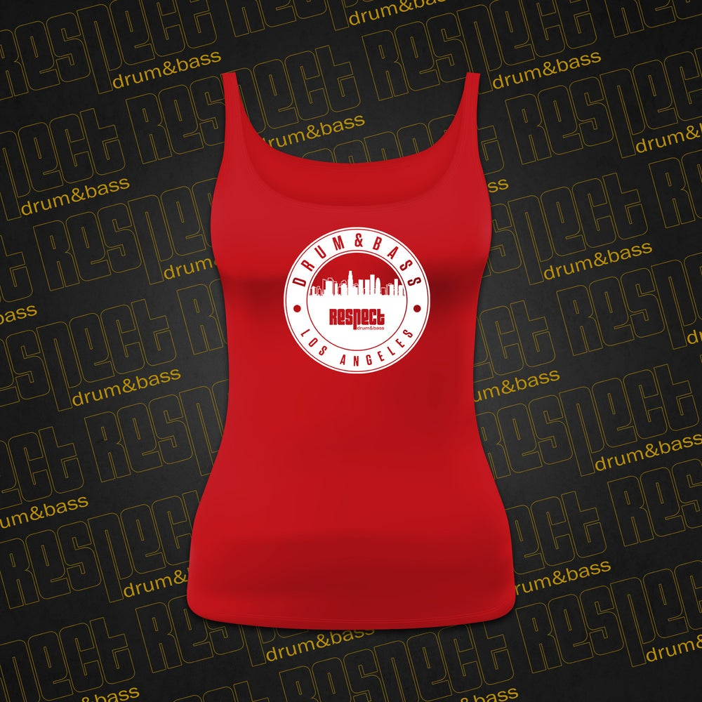 Image of *Limited Edition* Women's CITY Tanks