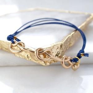 Image of Love knot bracelet