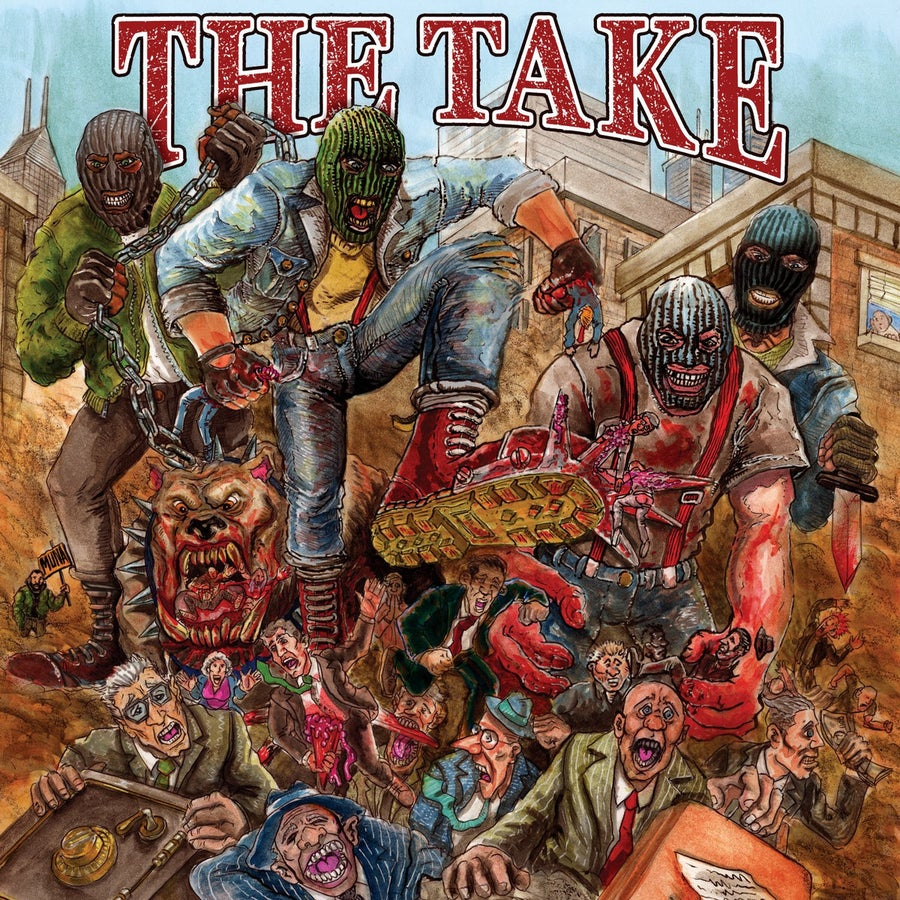 Image of The Take - The Take CD