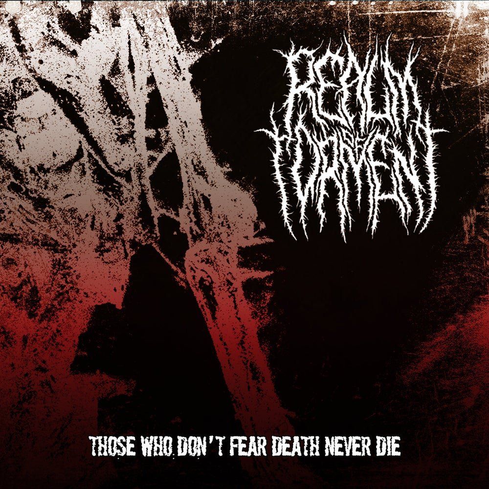 Image of Realm Of Torment - Those Who Don't Fear Death Never Die CD
