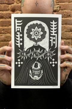 FROM THE CRYPT print - proyecto eclipse