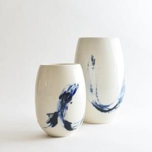 Image of Indigo Vase