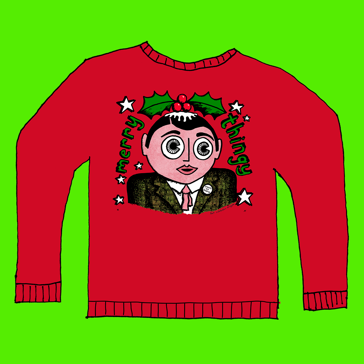 Image of Yuletide Sweatshirt