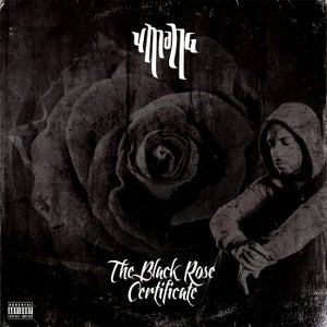 Image of The Black Rose Certificate CD