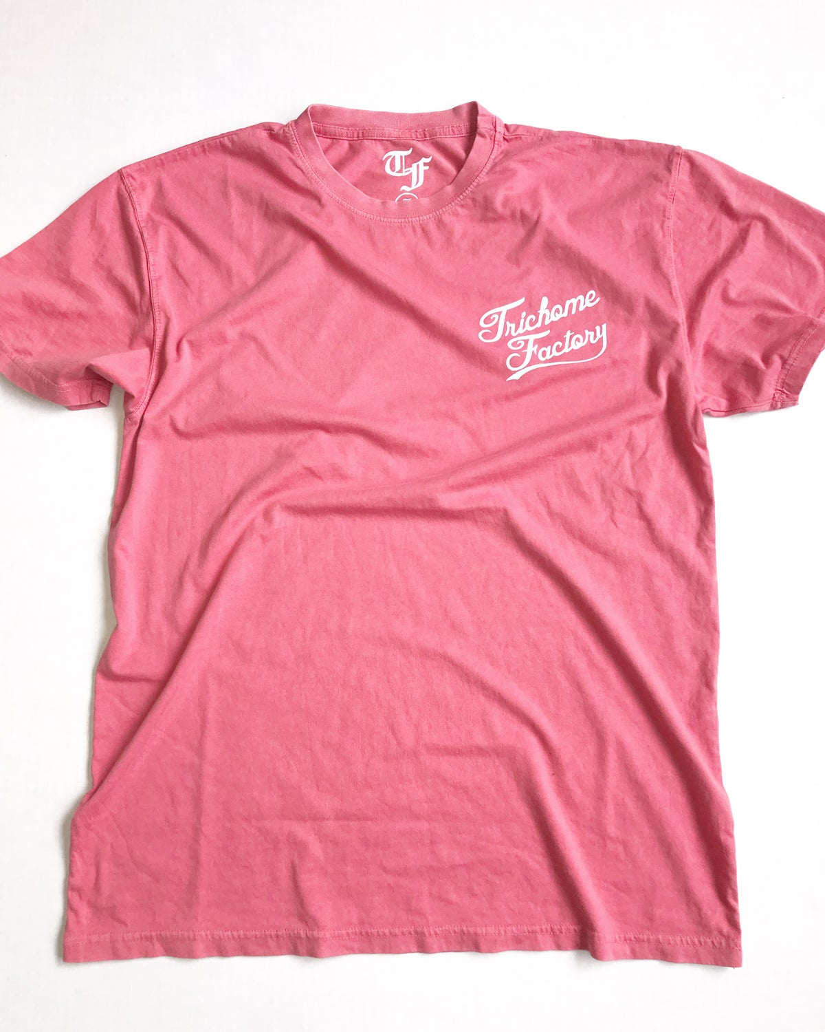 Image of California Vintage Tee Soft Red