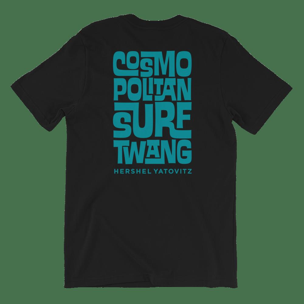 Image of SURF TWANG / BACK PRINT / BLUE
