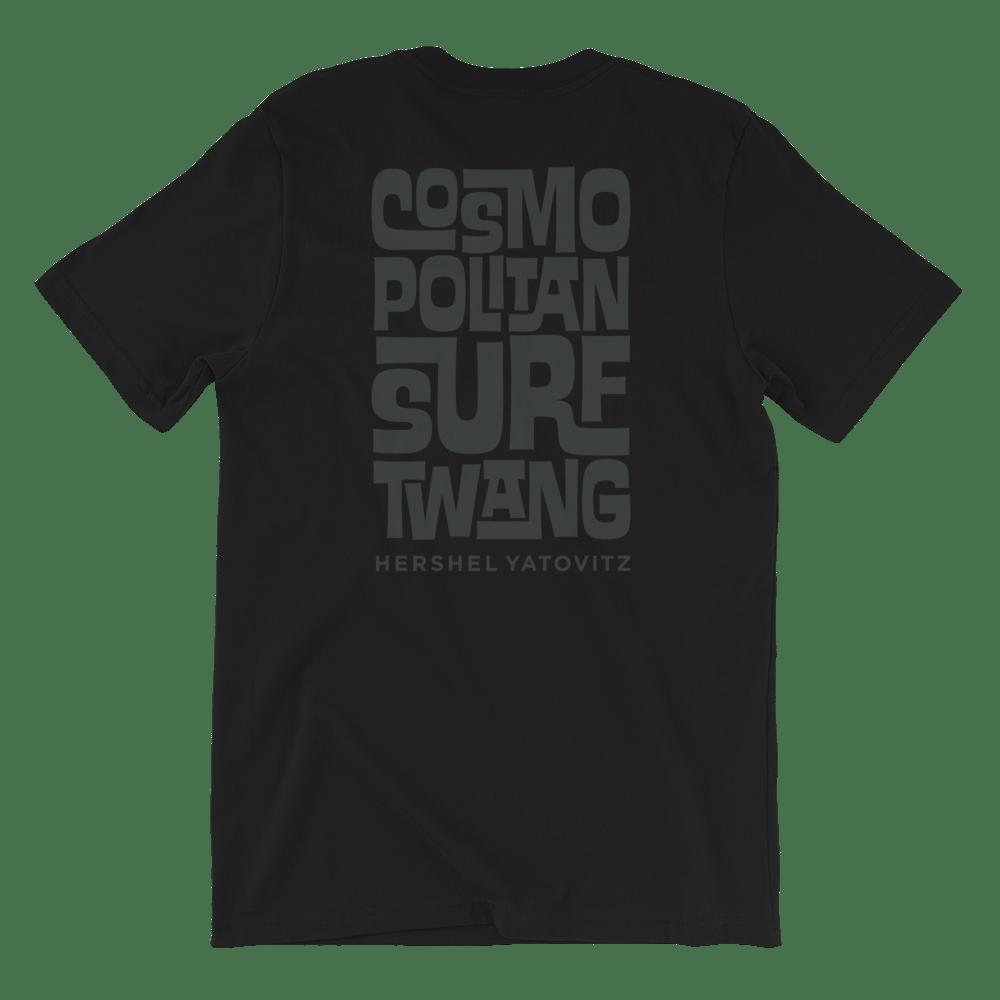 Image of SURF TWANG / BACK PRINT / GREY