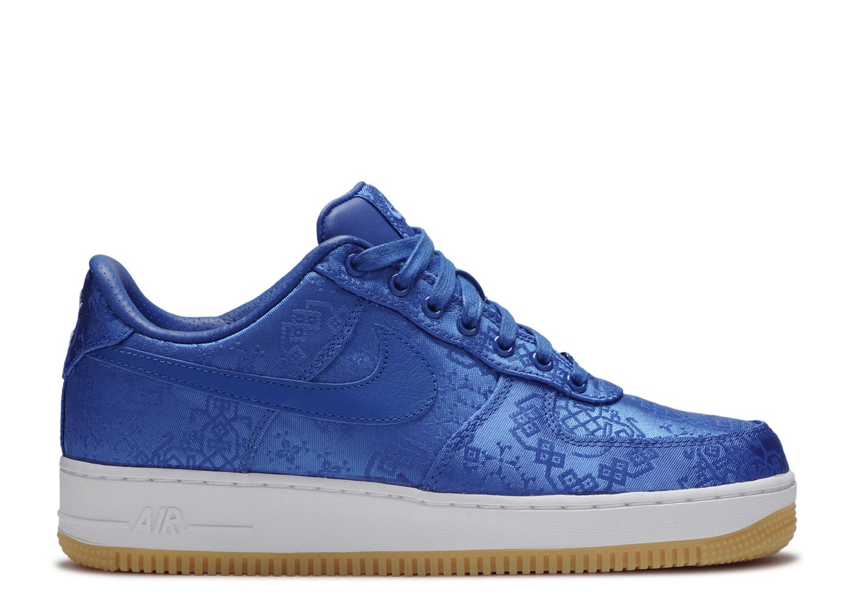 "Image of AIR FORCE 1 PRM/CLOT ""CLOT"""