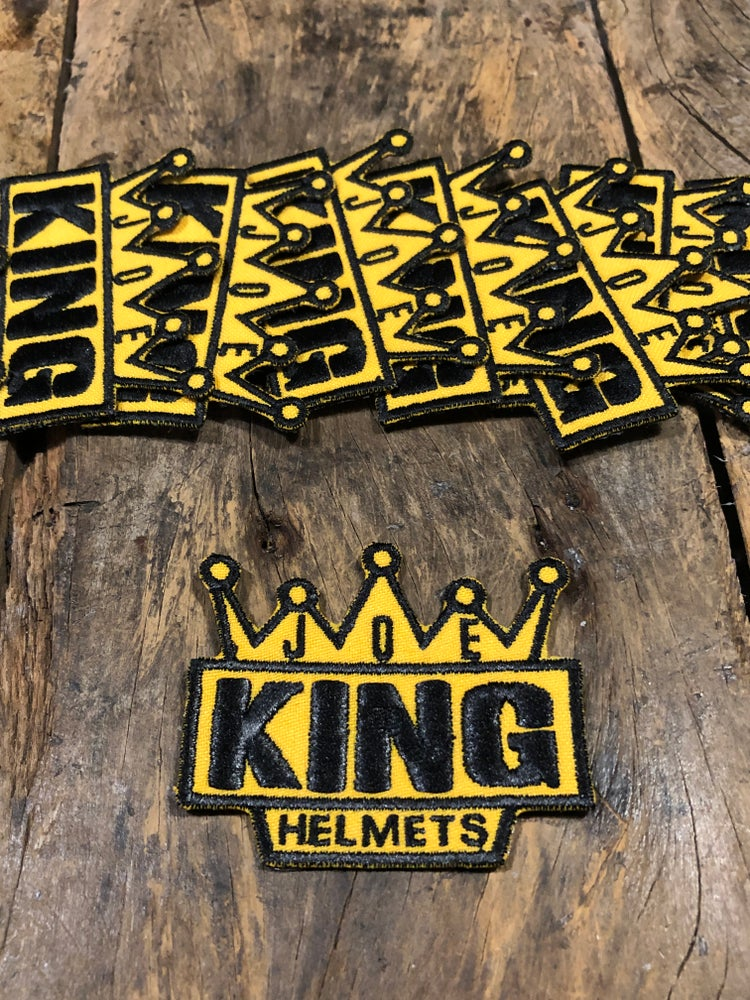 Image of Joe King Helmets