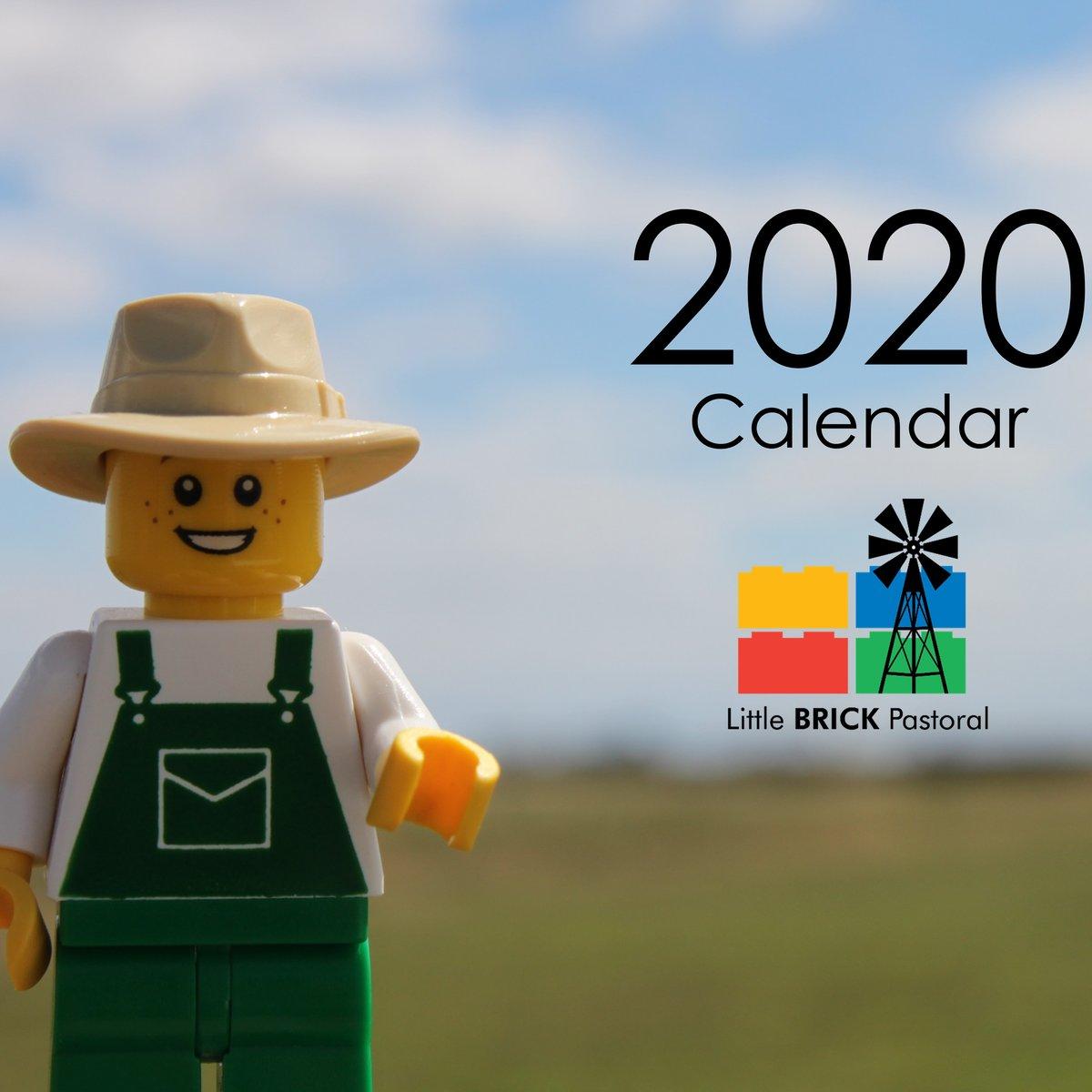 Image of 2020 Calendar