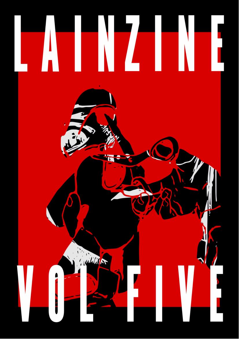 Image of Lainzine Volume 5 RZF edition