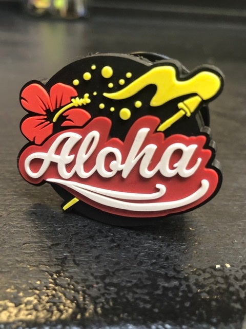 Image of Aloha mobile phone pop socket