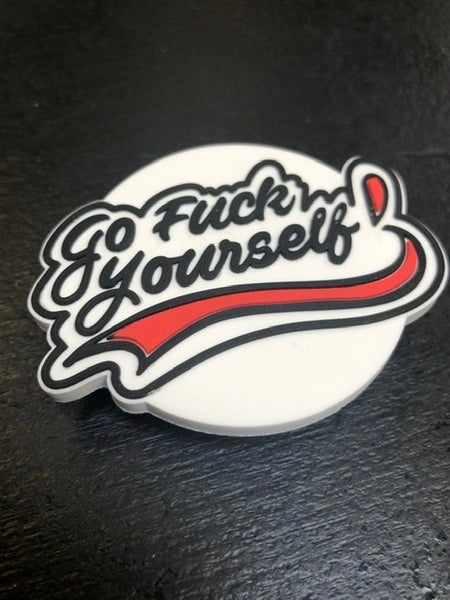 Image of Go F' Yourself mobile phone pop socket