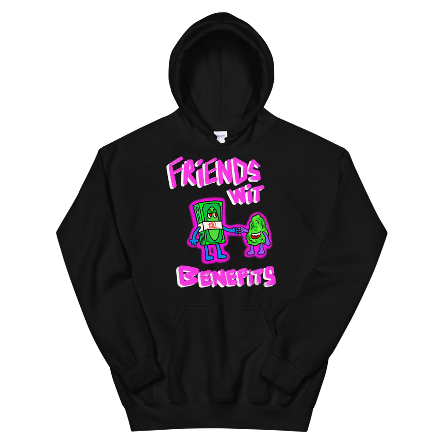 Image of Friends Wit Benefits Hoody