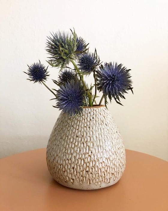 Image of Carved Vase