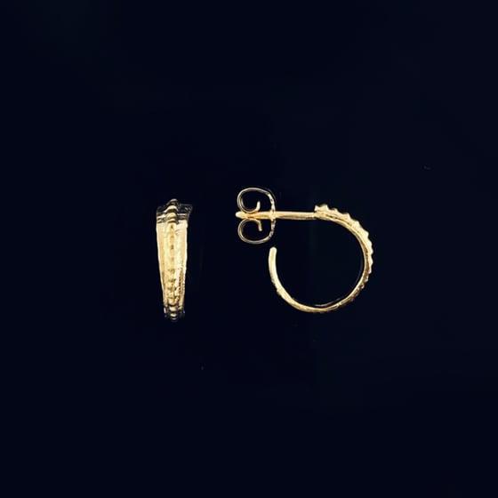 Image of Cera / 24k gold-coated silver