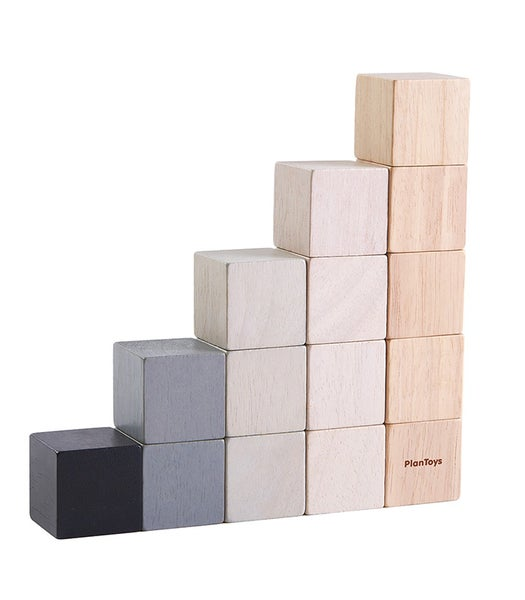 Image of Plan Toys Essential cubes