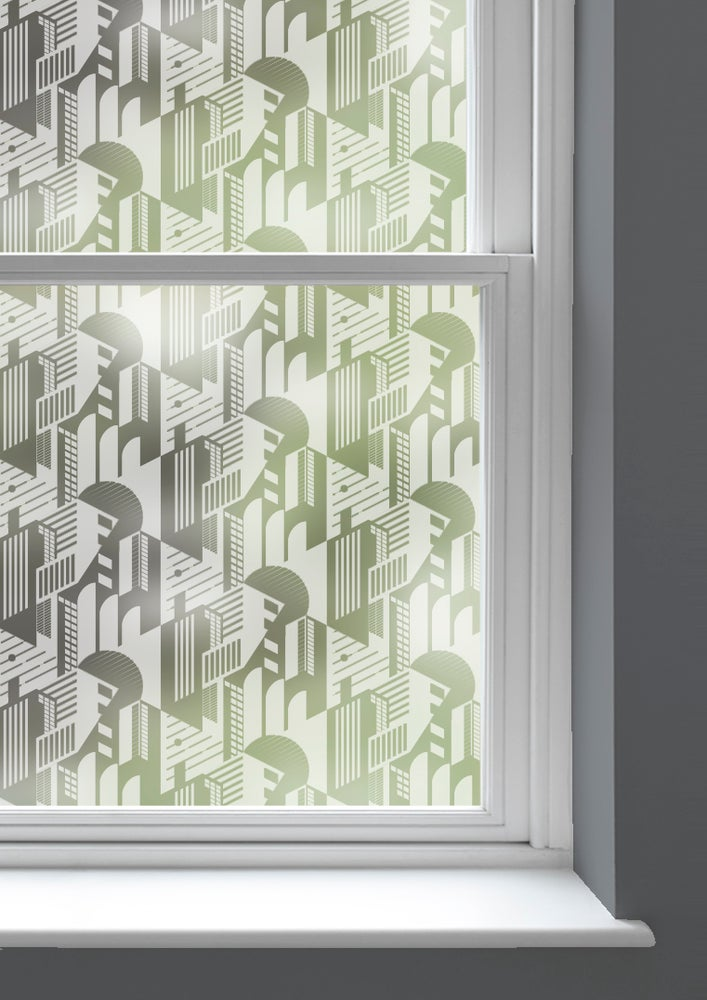 Image of Bauhaus Window Film