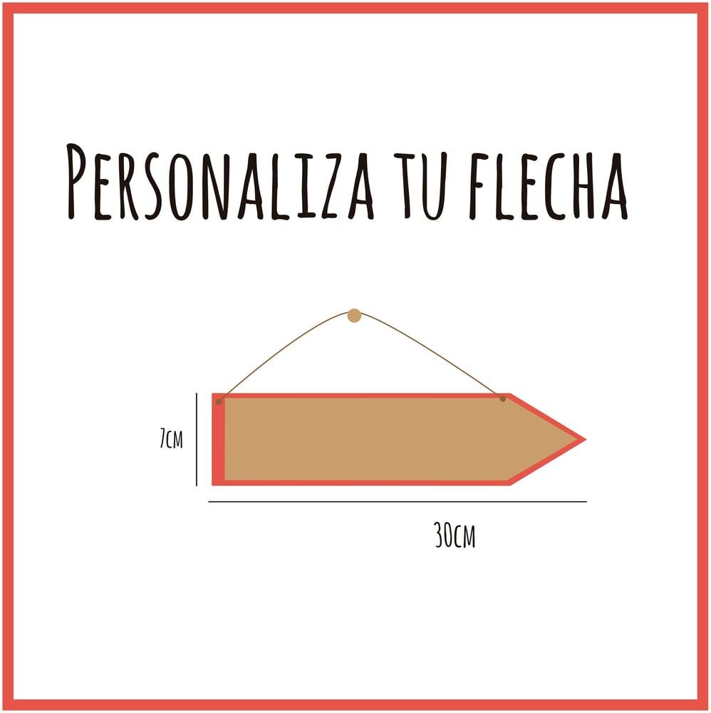 Image of Flecha personalizada