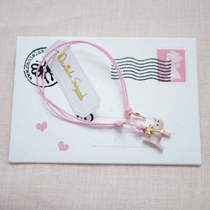 Image of Cat friendship pink