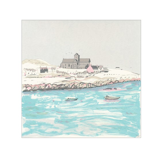 Image of Iona small screen print