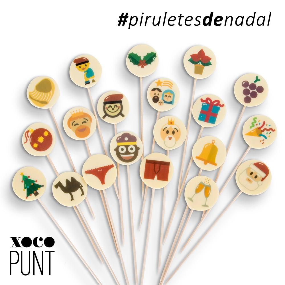 Image of PIRULETES DE NADAL