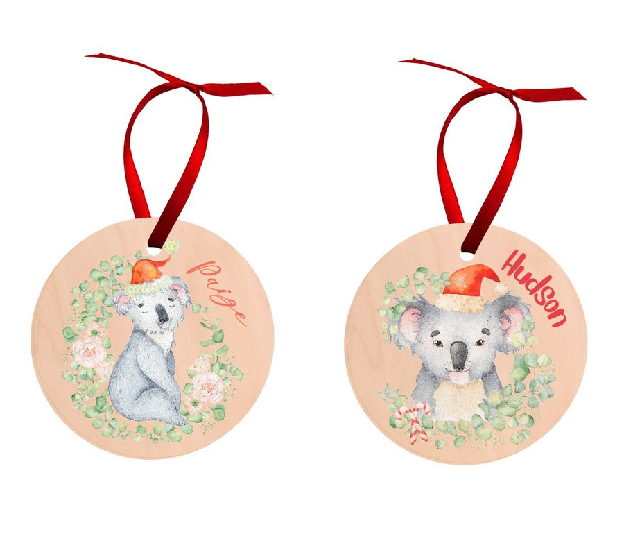 Image of Fundraising Koala Ornament