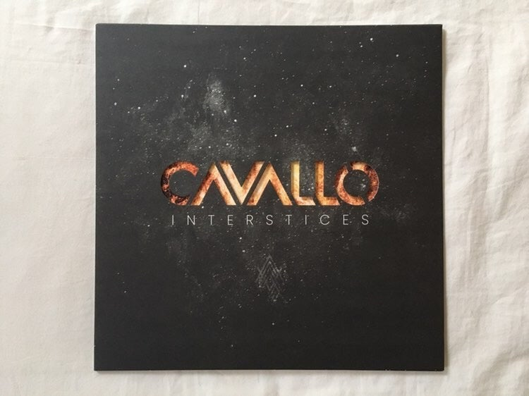 Image of Cavallo - 'Interstices' Deluxe Color 12-Inch LP