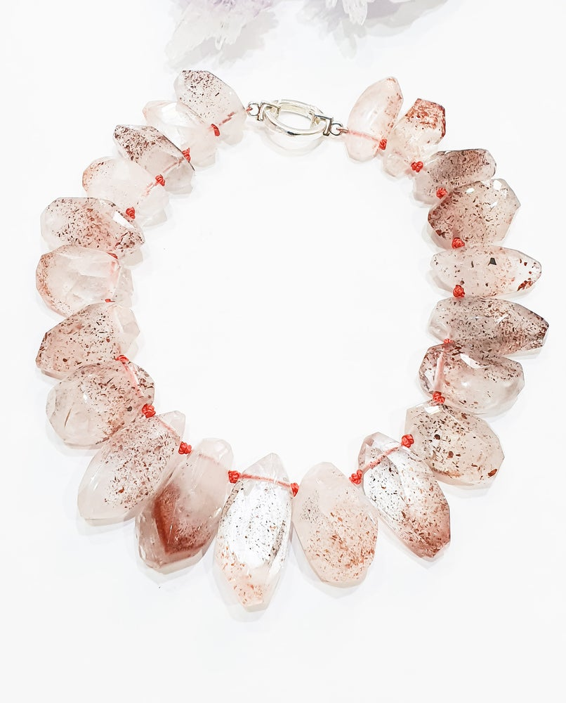 Image of Chunky One-Off Quartz Necklace